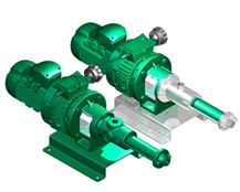 Nova Rotors MN Dosing Progressive Cavity Pump