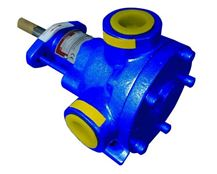 North Ridge IGG Internal Gear Pump - Sealed by Gland Packing