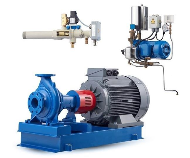North Ridge SNT-SP Long Coupled Self Priming Centrifugal Pump