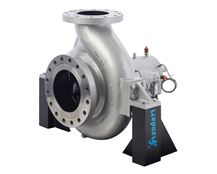 North Ridge SCP-HT ISO2858 OH2 Long Coupled Hot Water Centrifugal Pump