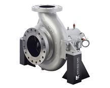 SCP-HT ISO2858 OH2 Long Coupled Hot Water Centrifugal Pump