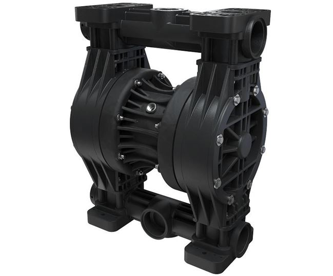 North Ridge Boxer 503 Plastic Air Operated Double Diaphragm Pump