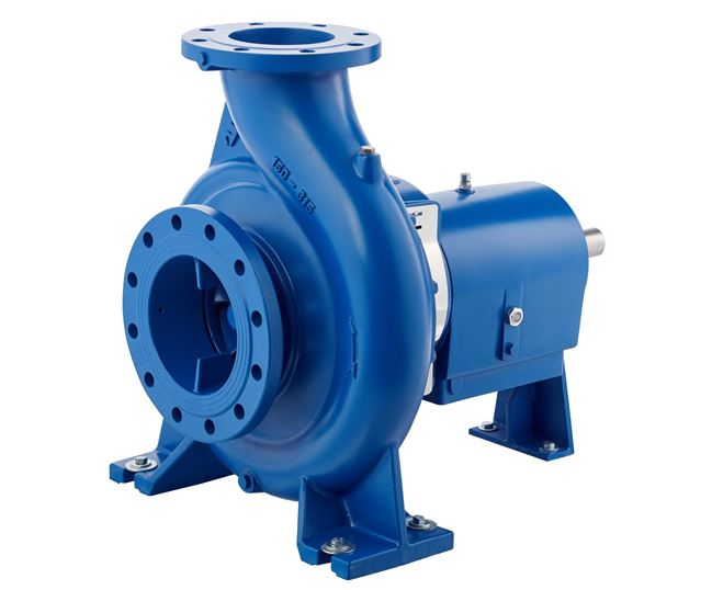SCP ISO2858 OH1 Long Coupled Chemical Process Pump