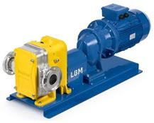 Boyser LB-M Rotary Lobe Pump