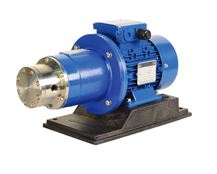 North Ridge HTP Magnetic Drive Rotary Vane Self-priming Pump