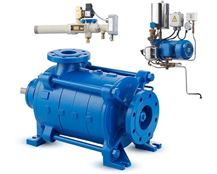 North Ridge SKM-E-SP Horizontal Self Priming Multistage Pump