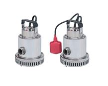 Nocchi DRENOX Stainless Steel Submersible Pump