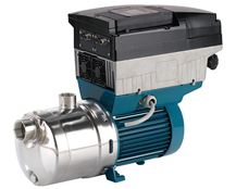 Calpeda MXH EL Series Horizontal Multistage Pump with Variable Speed Drive