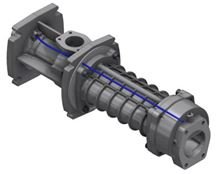 North Ridge POF Series Triple Screw pump