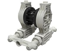 North Ridge Non-Clog Full Flow Diaphragm Pump