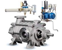 North Ridge SKM-SP Horizontal Self Priming Multistage Pump