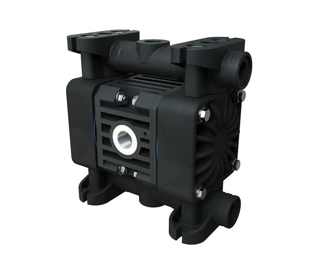 North Ridge Boxer 15 Air Operated Double Diaphragm Pump