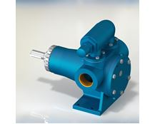 North Ridge IGM Mechanically Sealed Internal Gear Pump