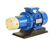 North Ridge HPP & HPF Magnetic Drive Rotary Vane Pump