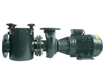 North Ridge NRDN 3000 & NRFDN 3000 Industrial Cast Bronze & Cast Iron Swimming Pool Pumps