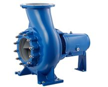 North Ridge PC - PCV-M Single Stage Waste Water and Process Centrifugal Pump