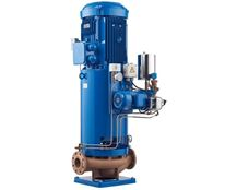 North Ridge SNLV-H-SP Vertical Inline Self Priming Centrifugal Pump