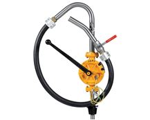 North Ridge Atex FAT-SO Semi Rotary Hand Pump Kit for Solvents