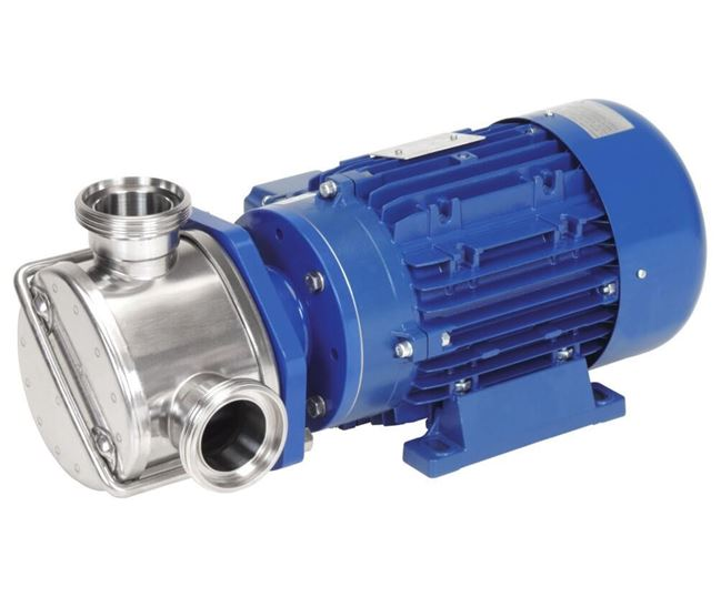 North Ridge FIP Flexible Impeller Pump