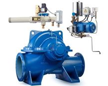 North Ridge SDS-SP Self Priming Split Casing Pump