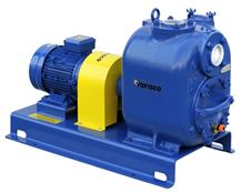 Varisco ST-R Series Centrifugal Self Priming Trash Pump