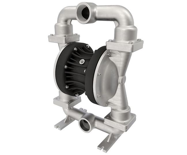 North Ridge Boxer 503 Metal Air Operated Double Diaphragm Pump