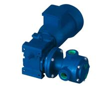 TIG90CH Close Coupled Hygienic High Viscosity Gear Pump with 90° Threaded Connections