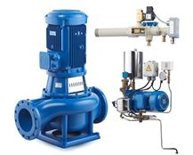North Ridge SNL-SP Vertical Inline Self Priming Centrifugal Pump